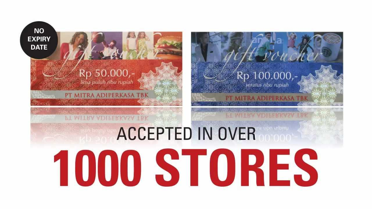Map Gift Voucher Senilai 1.000.000 No Exp. Date Dijamin Termurah By Overcomer Shop.
