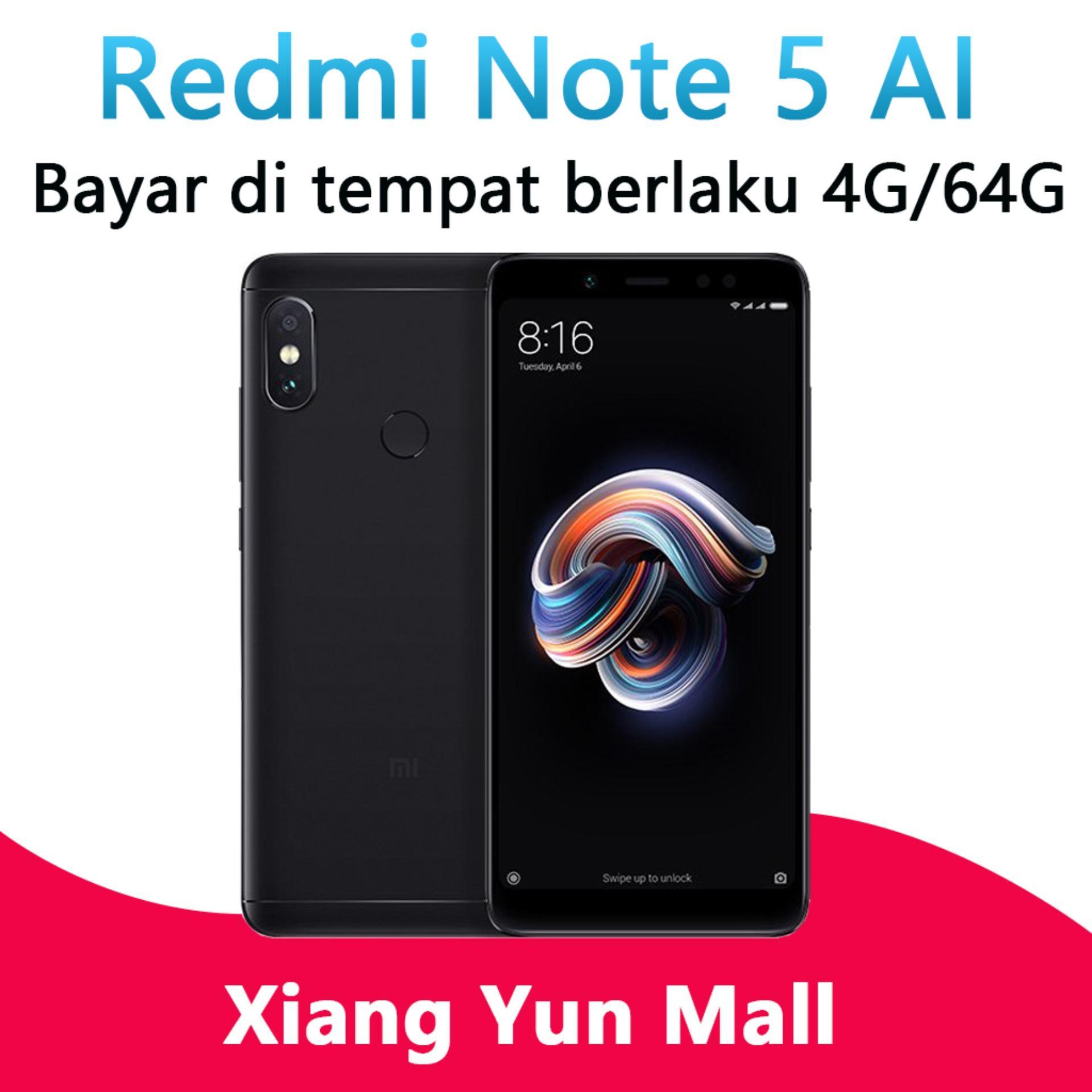 Xiaomi S2 Global Version Ram 3 32gb Distributor Indonesia Redmi 5 Plus 4gb 64gb Black Garansi Distri 1 Tahun Note Smartphone China Ponsel Ai