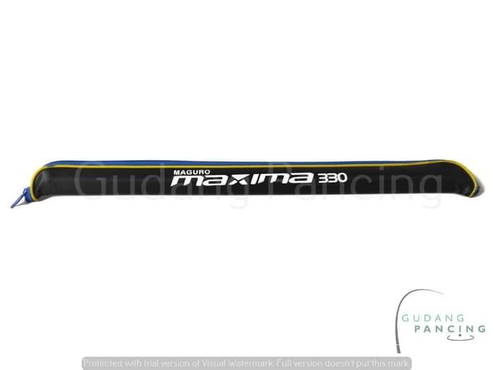 Joran Maguro Maxima 330 Tegek (stok Terbatas )
