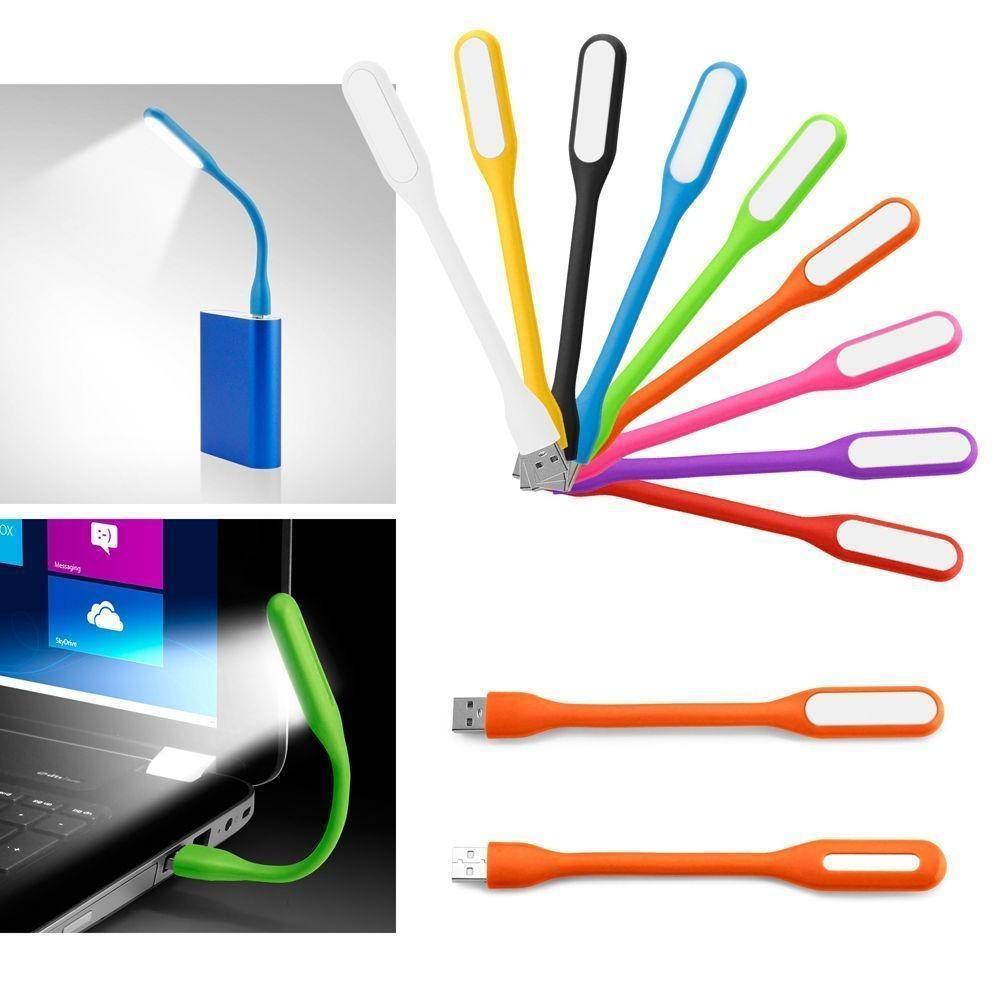 Lampu Led Usb Flexible / Flexibel / Lampu Led Sikat Gigi