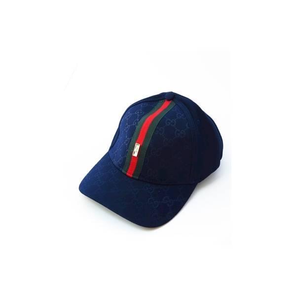 Topi Gucci Navy Import