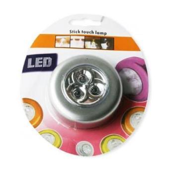 Pencarian Termurah Touch Lamp 3 LED Stick & Click Lampu Tempel harga penawaran - Hanya Rp66