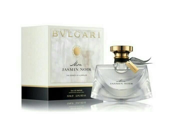 Parfum Ori Eropa Nonbox Bvlgari Mon Jasmine Noir 75Ml - ready stoC