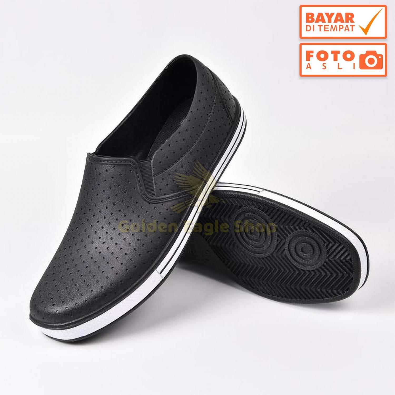 Sepatu Pria Keren Dan Trendy Att Ab380 Hitam Update Daftar Harga Kerja Kuliah Sankyo Saf 1120 1115 Saf1115