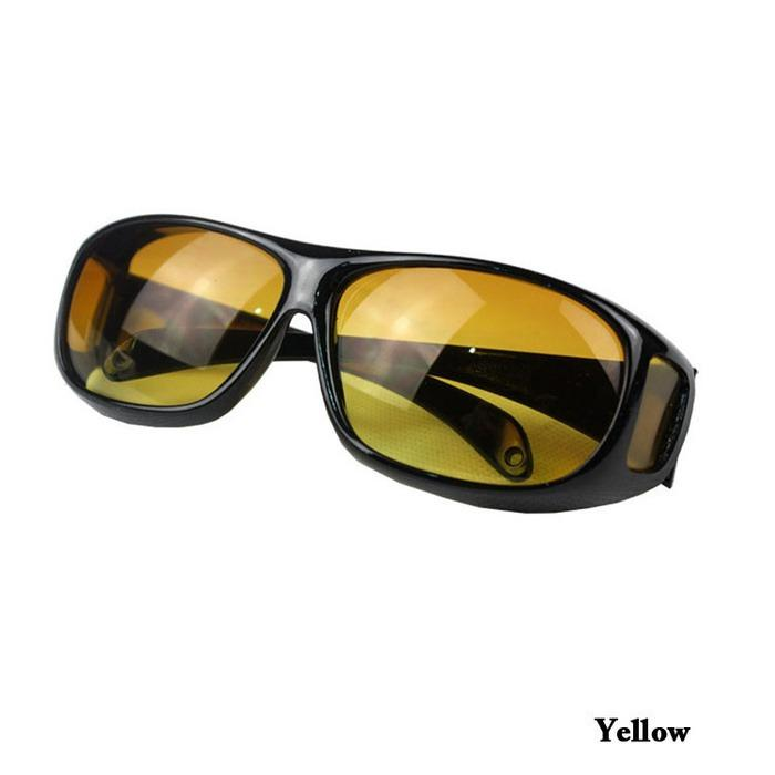 kaca mata mengemudi siang malam kacamata malam night vision anti UV cdc8622df9