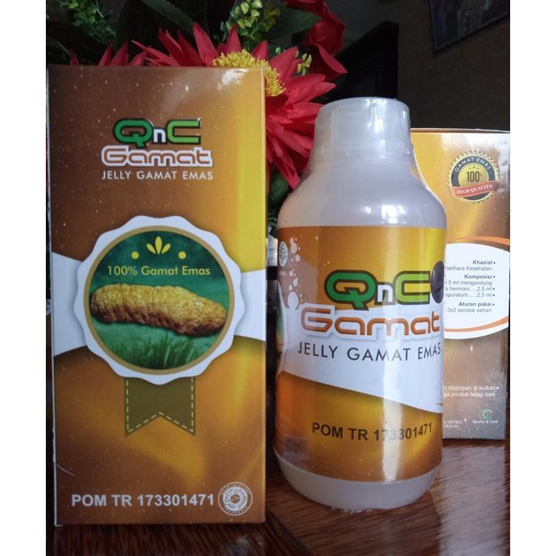 Jelly Gamat QnC Original Asli Jakarta Selatan