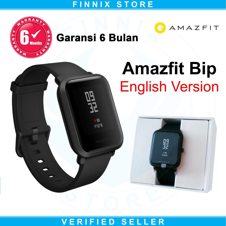 Rp 899.000. AMAZFIT Bip Xiaomi Huami Lite Version Smartwatch English Version (International)IDR899000