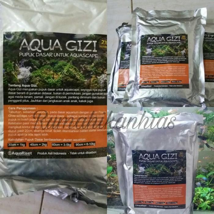 Pupuk Dasar Aqua Gizi Aquagizi Untuk Aquascape - Xpe6gw