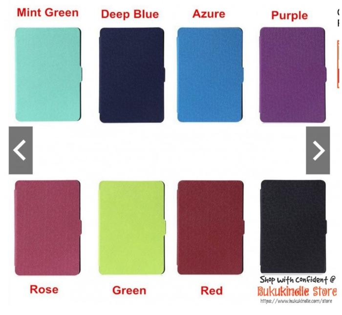 Promo: Kindle Paperwhite Smart Cover - ready stock