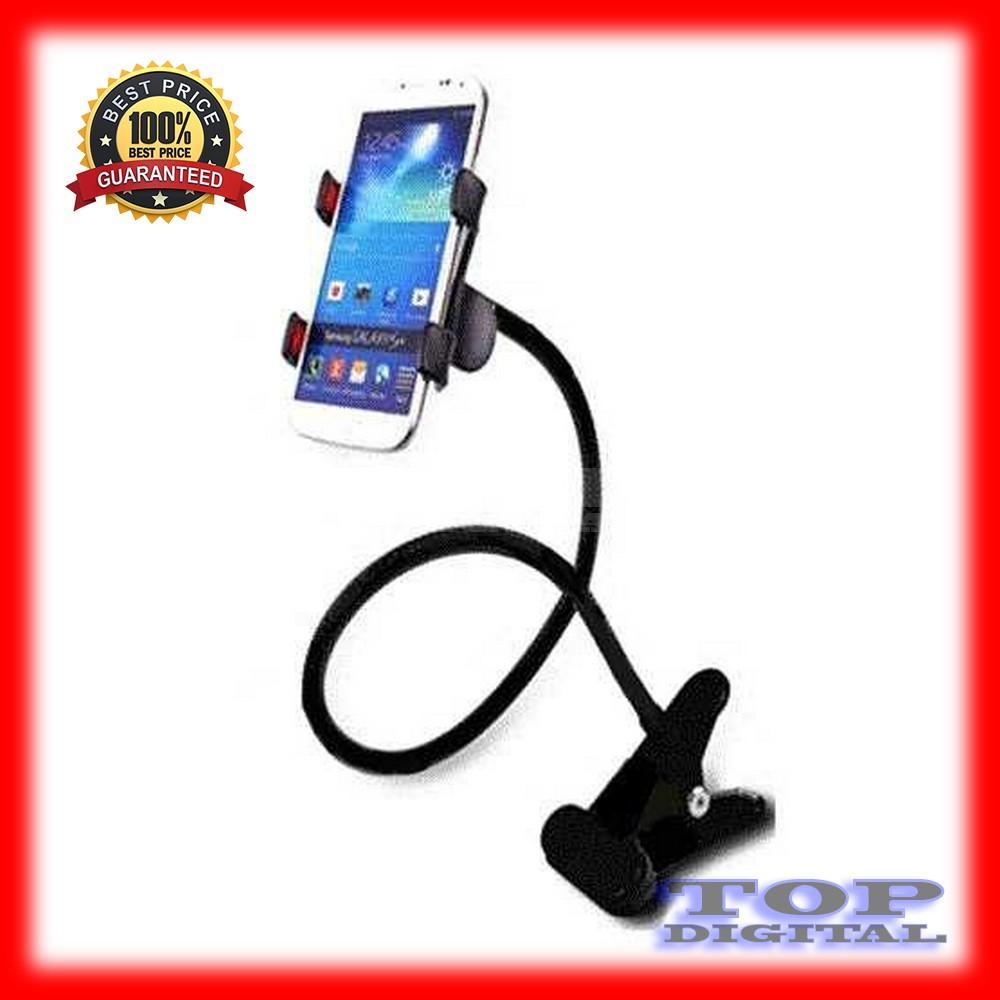 Lazypod Mobile Phone Monopod - Tripod-8-1 - Hitam
