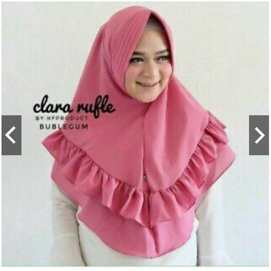 Hijab Clara Rempel Tengah