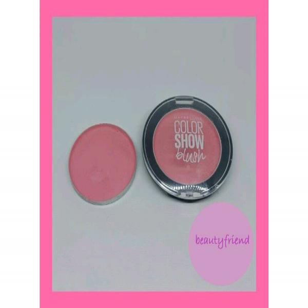 Blush on Maybelline color show blush studio cheeky glow share in 3gr ditempat asli