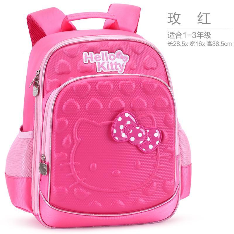 ... Korea Fashion Style Perempuan Memanjat Tangga Troli Siswa Sekolah Source Hello Kitty Tas Anak anak Tas