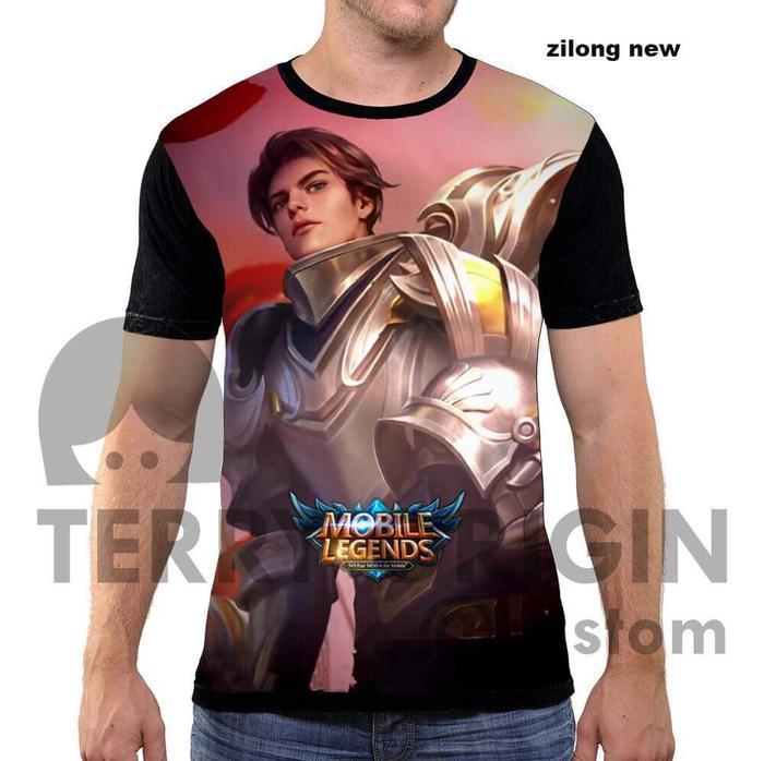 T-Shirt Pria Anime Premium. IDR 69,550 IDR69550. View Detail .