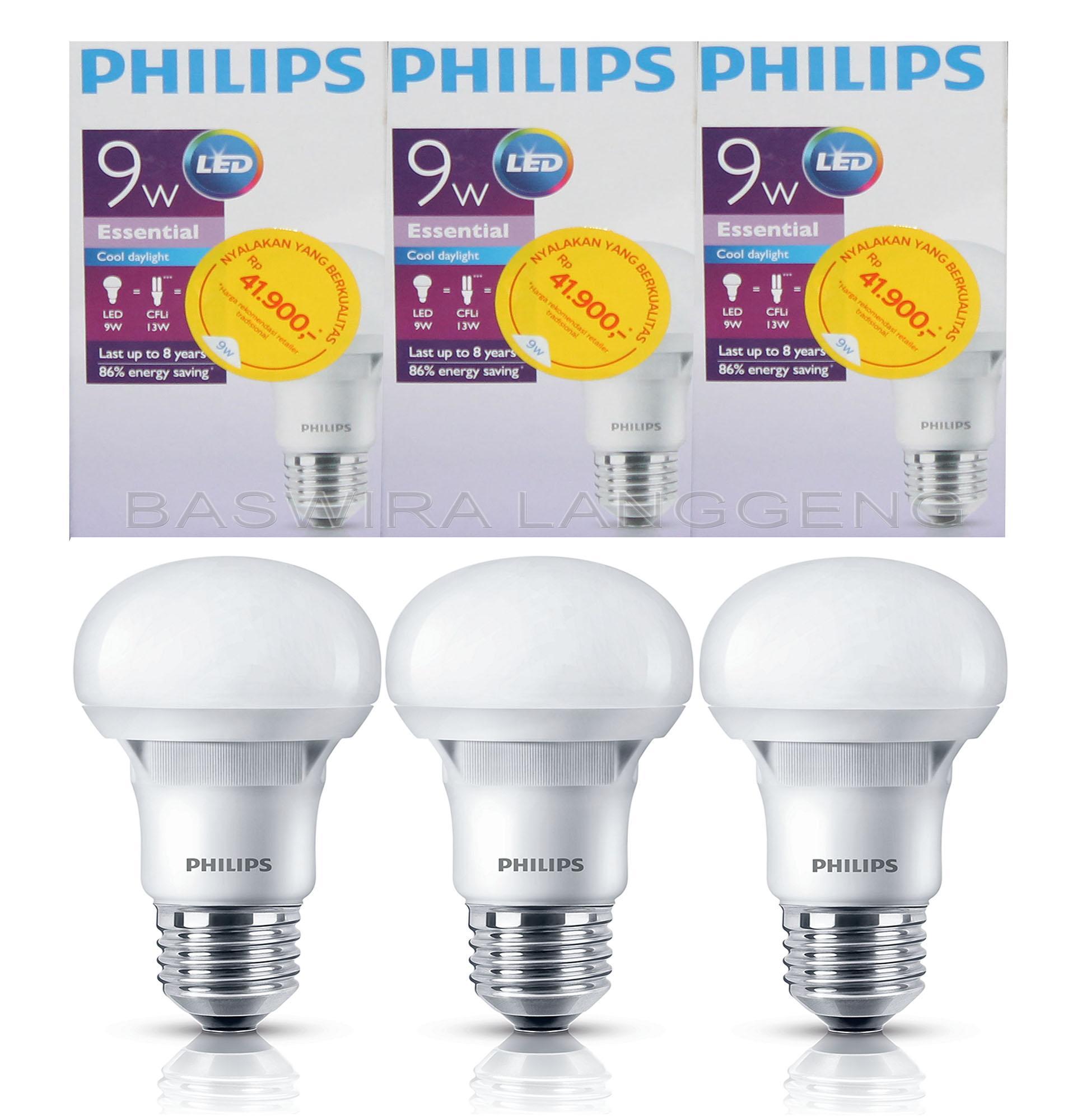 Toko Indonesia Best Buy Peralatan Mandi 99 13 11 18 Lampu Phillips Led Watt Paketan Philips Bulb Essential 9 Wat W 9watt 9w Paket Isi 3 Pcs