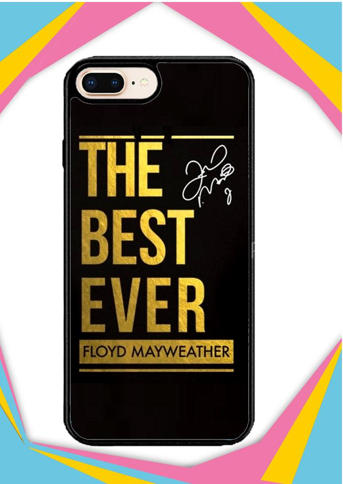 Casing iPhone 6 | 6S Custom Hardcase the best ever mayweather Z5681 Case Cover