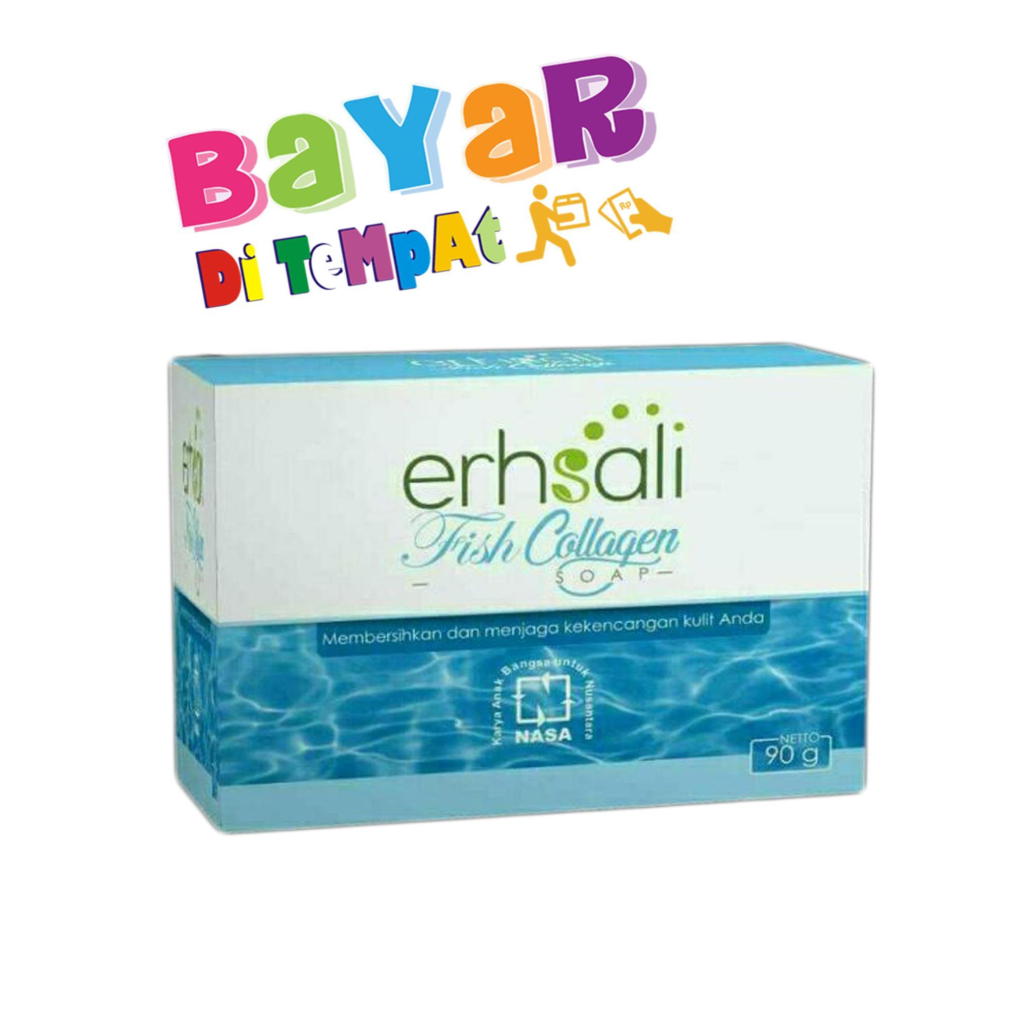 Ershali Fish Collagen Soap Nasa