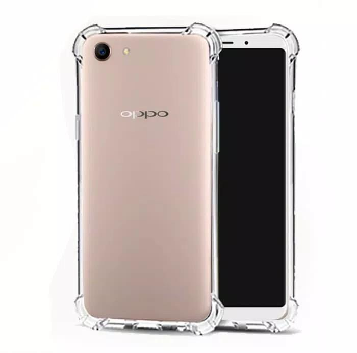 ANTI SHOCK / ANTI CRACK FUZE (BAHAN ACRYLIC / BAHAN MIKA) FOR OPPO A83 - CLEAR
