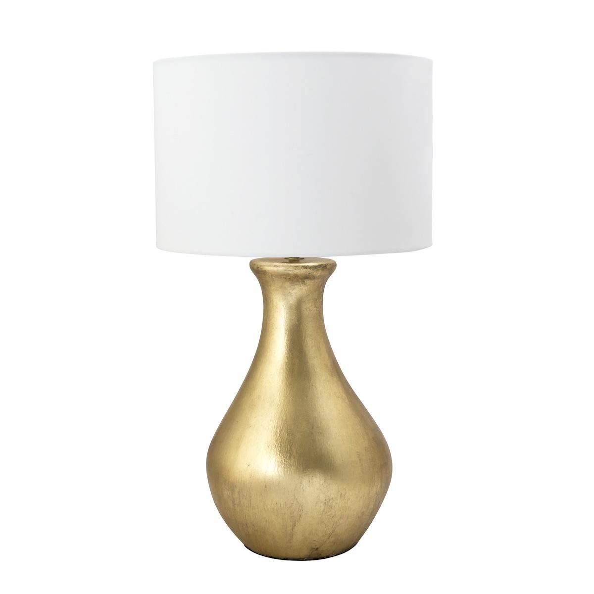 Samosir lampu meja hotel rumah side table lamp kamar emas furniture