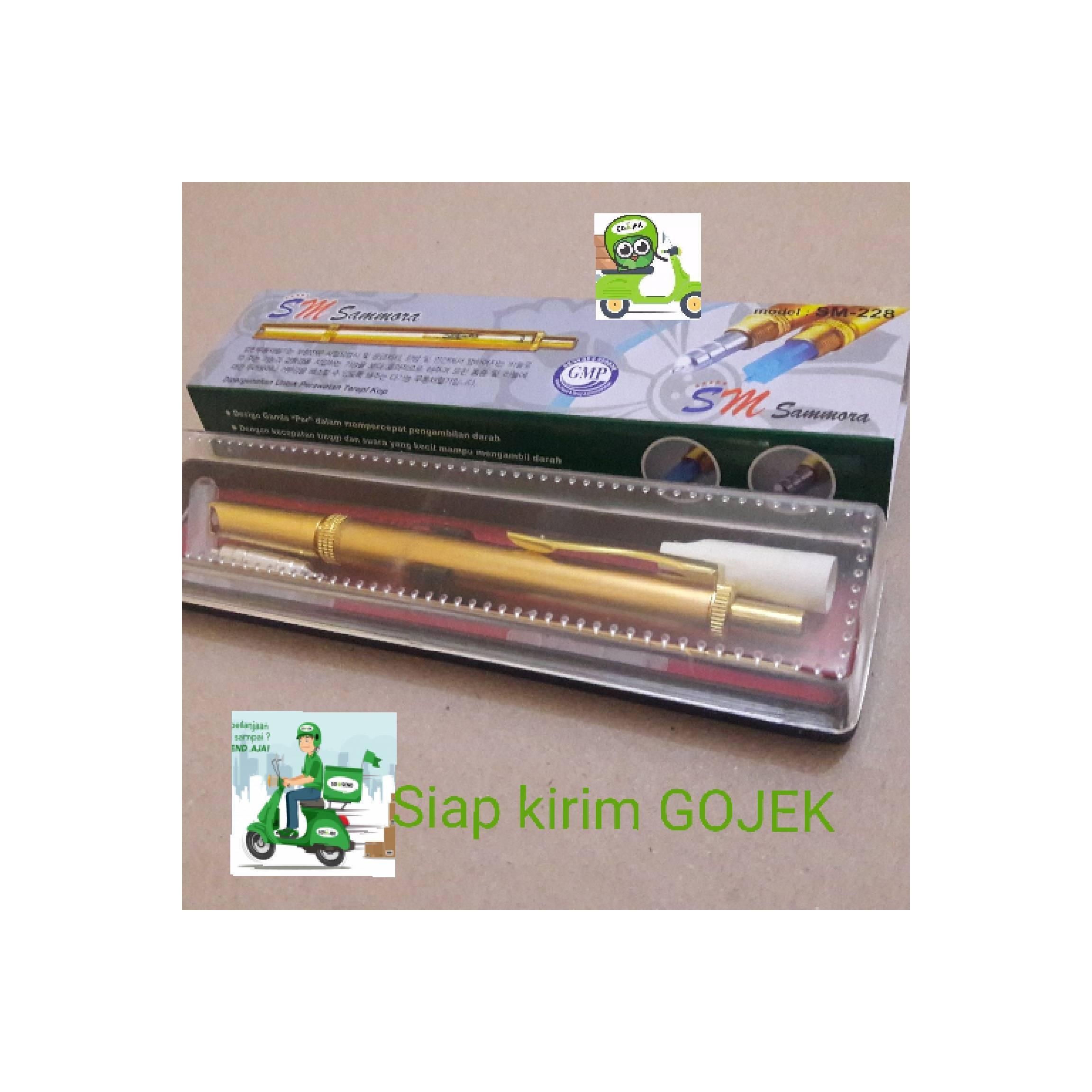Yin Yang Pena Alat Bekam Lancing Gold Daftar Harga Terlengkap Samora 12 Pcs Premium Pen Stainless Sammora Dus Biru Device