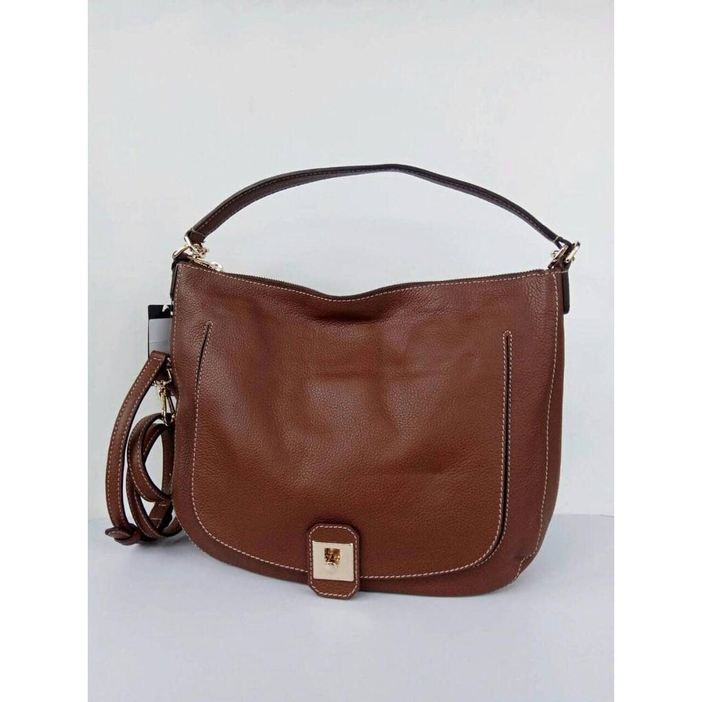 Jual Tas Furla Original Leather Jo Hobo Glace