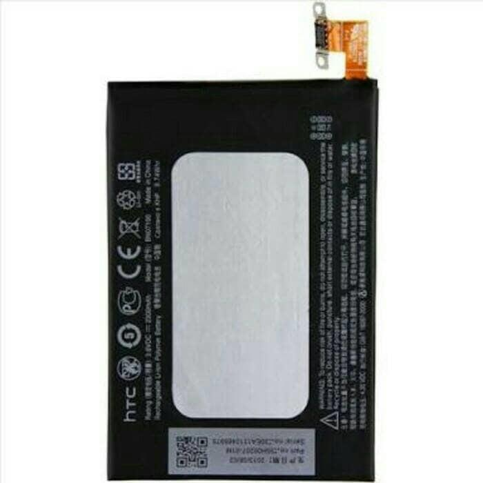 Baterai Batre HTC ONE M7 Dual Sim Original Battery