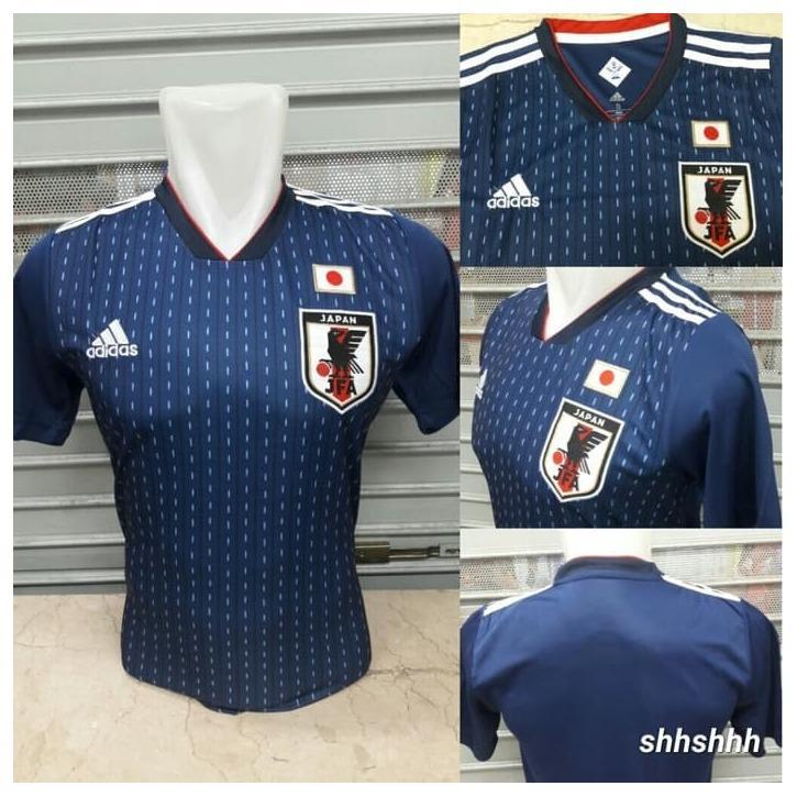 Jepang Home Piala Dunia Jersey Bola - Jepang Home, S By Murah Rahayu 84.