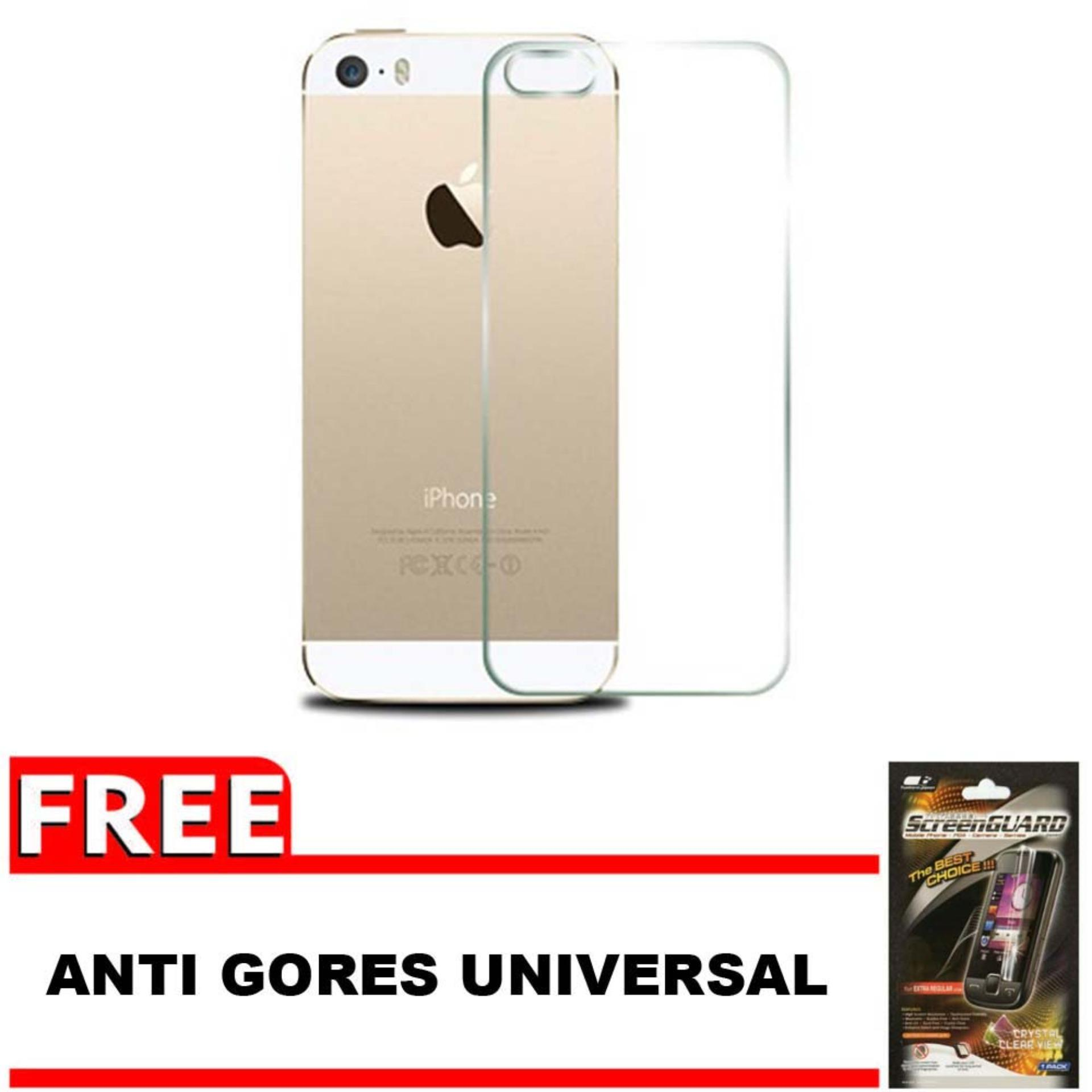 Vn Apple iPhone 5 / 5S / 5G / SE Tempered Glass 9H Screen Protector 0.32