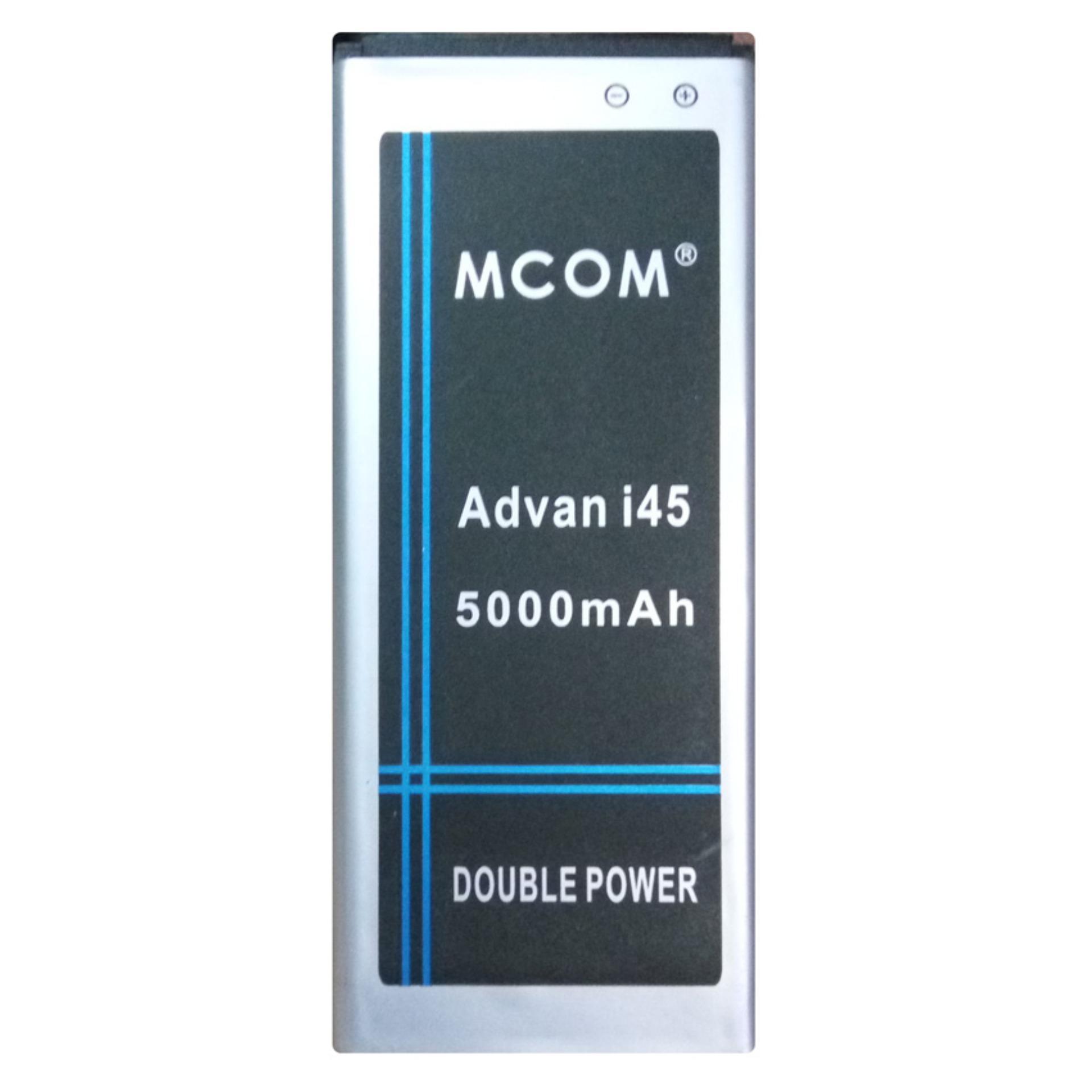 M-Com Baterai Double Power Battery for Advan i45 4G LTE - 5000 mAh