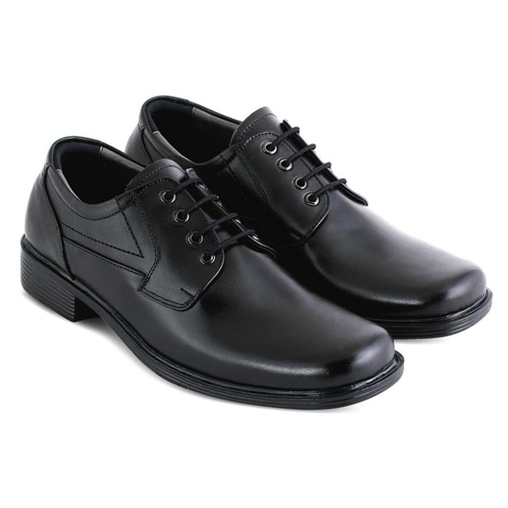 Promo sepatu kulit pria pansus pria pantofel kulit jk collection JWY 0341 Fashion