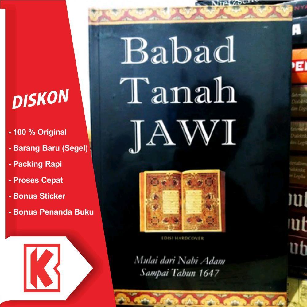Jual Buku Babad Tanah Jawa