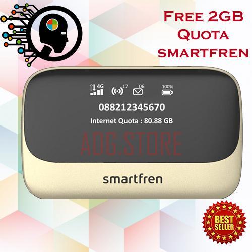 MiFi Smartfren Andromax M6