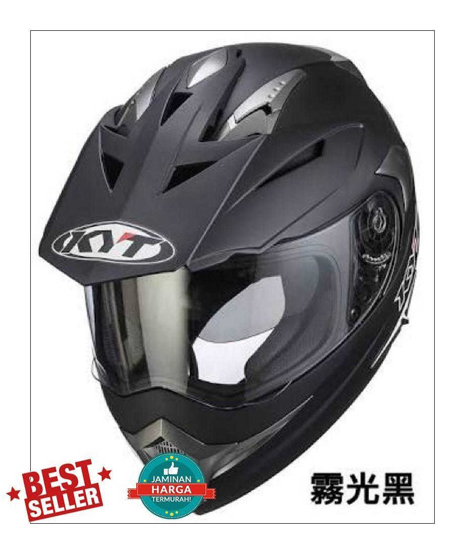 KYT Enduro - Black Matt Limited Edition