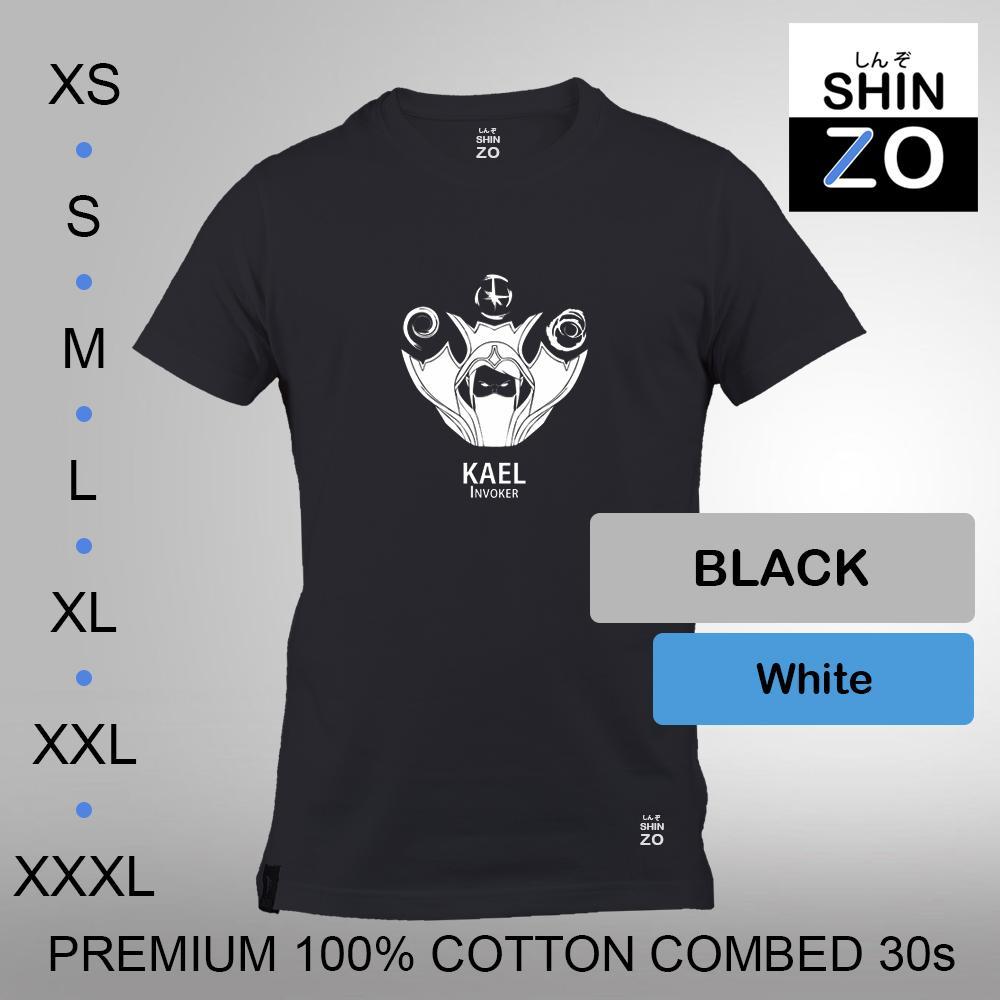 Beli Distro Anime Cloth Store Marwanto606 Tee Male Indonesia Slub Black Hitam M Shinzo Design Kaos Oblong T Shirt Casual Fashion Atasan Custom Premium