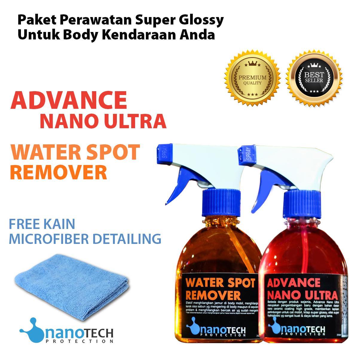 Paket Perawatan Super Glossy Untuk Body Kendaraan Anda - Nanotech Protection By Nanotech Tangerang.