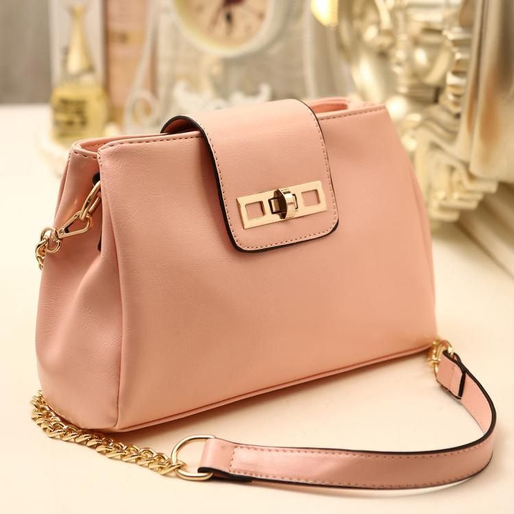 TRENDY COLLECTION TAS BATAM IMPOR TERMURAH P1833 PINK TAS SELEMPANG HOT  RESTOK 4757b8a350