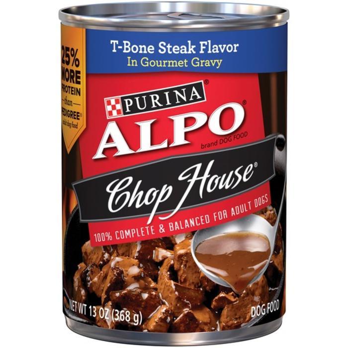 Alpo Can Chop House T bone Steak [368 g]