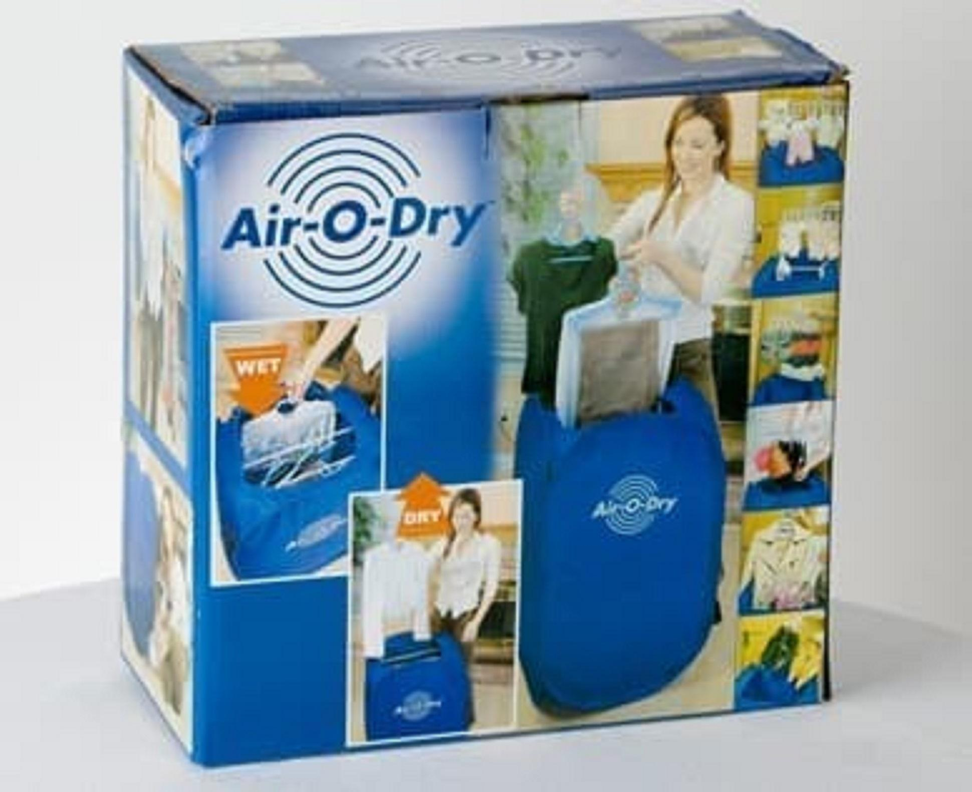 Mesin Pengering Pakaian Otomatis Air O Dry Baju