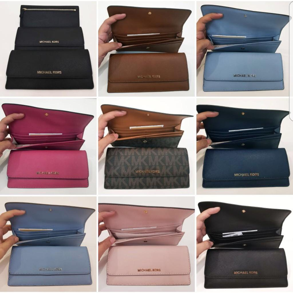 Ready SALE MK Michael Kors Original Slim Wallet