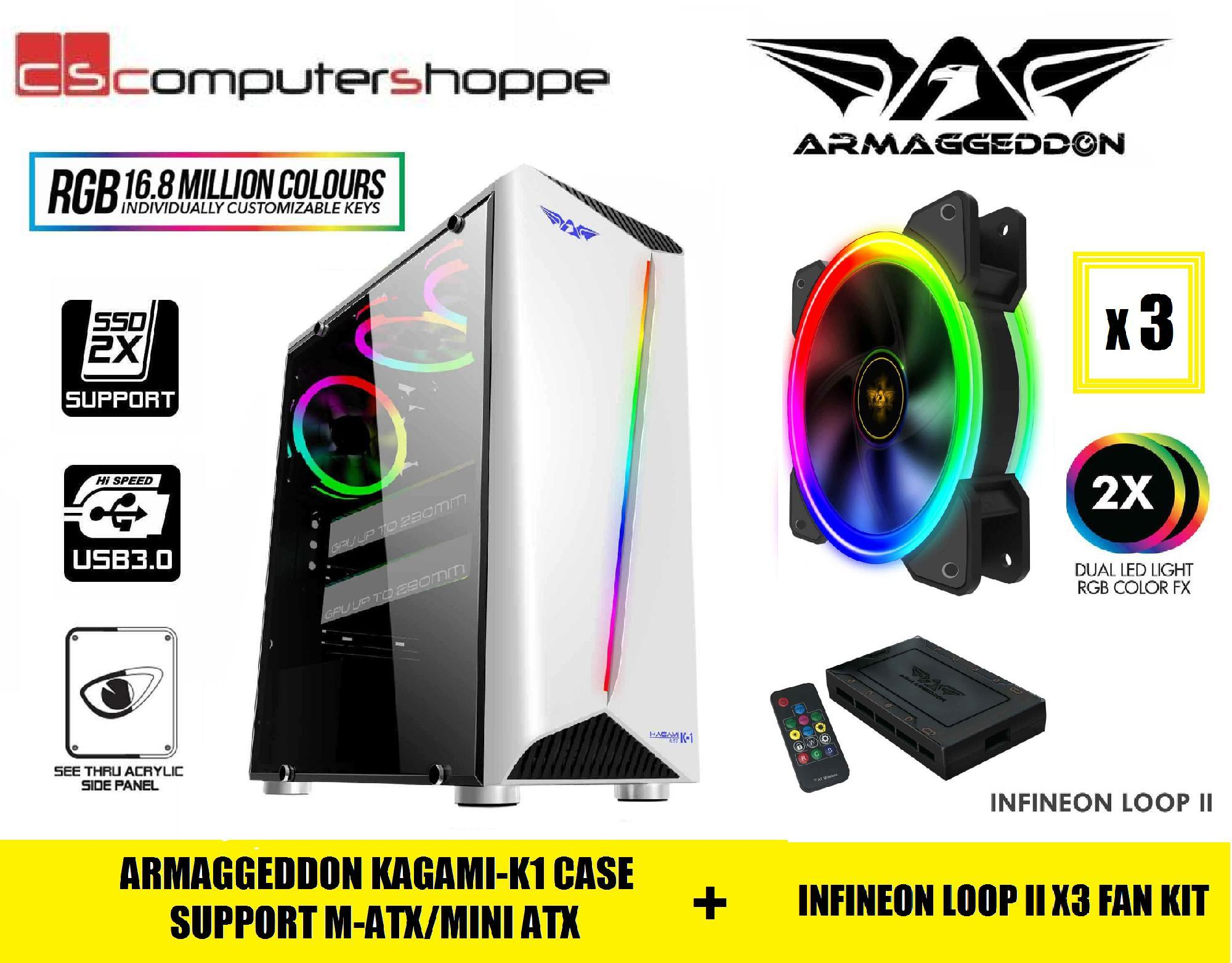 New Pc Komputer Cube Gaming Ryzen 5 2400g B320m Pro Vega 8 Ram Ddr4 8gb By Liemos Shop.