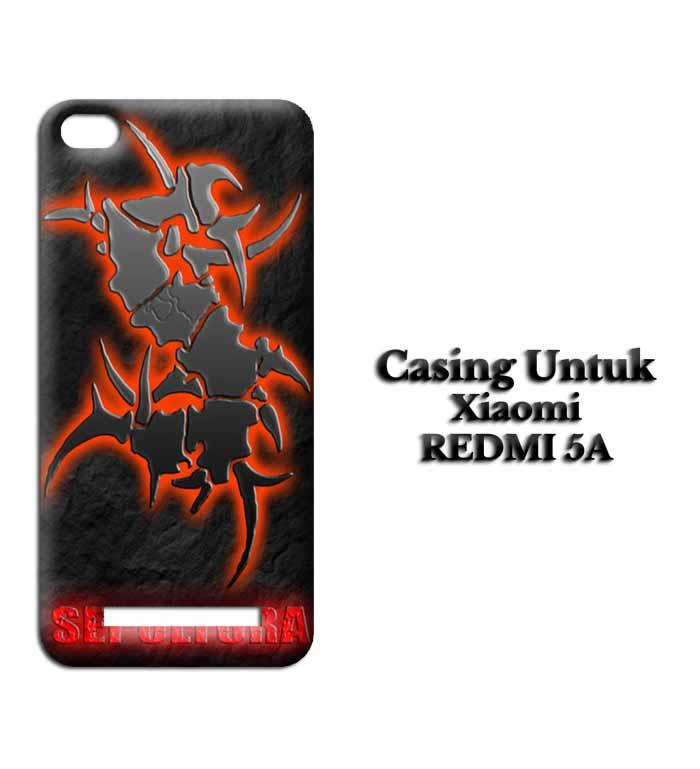 Casing XIAOMI REDMI 5A sepultura Hardcase Custom Case Se7enstores