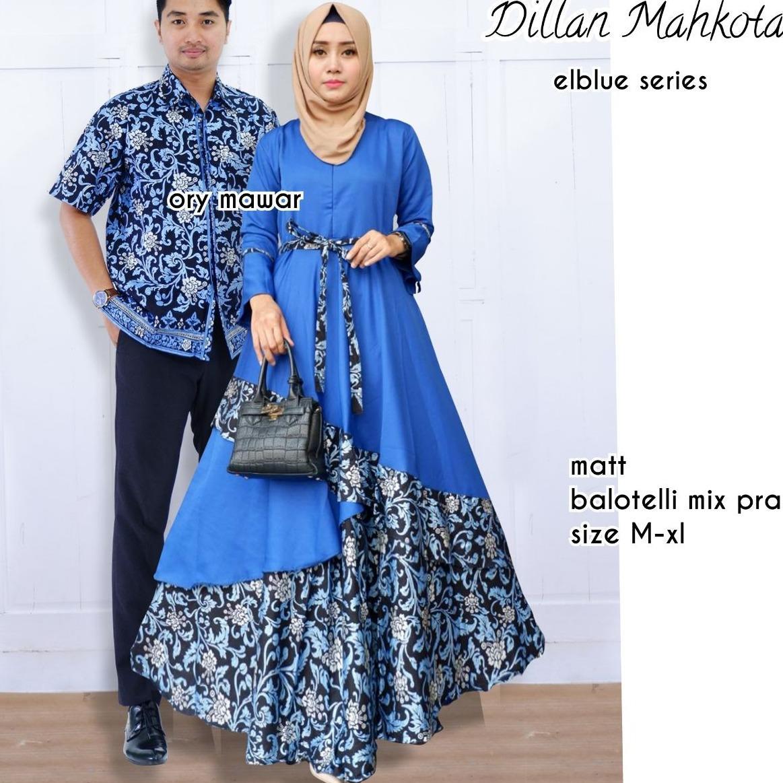 Btik Couple - Batik Sarimbit - Batik Kondangan - Dilan 2bf5366925