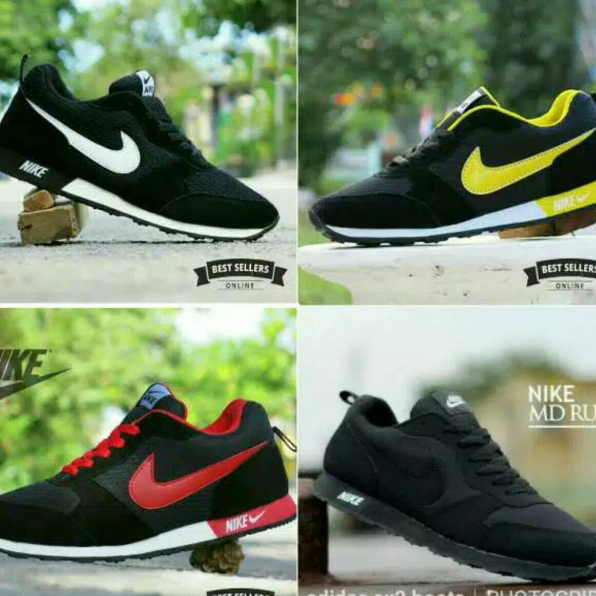 Sepatu Nike pria wanita air max  Sekolah, Jogging, Santai.