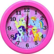 Jam Dinding - Jam Dinding Karakter Kartun, Kaligrafi, Klub Bola DLL - Little Pony