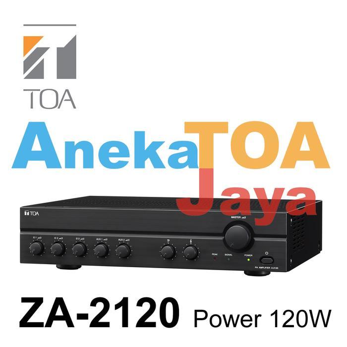 Perbandingan Harga Power Amplifier Toa