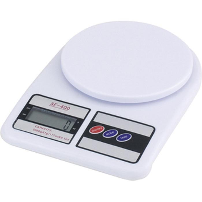 Timbangan Dapur/Barang Digital 10kg/Kitchen Scale/SF 400 - a