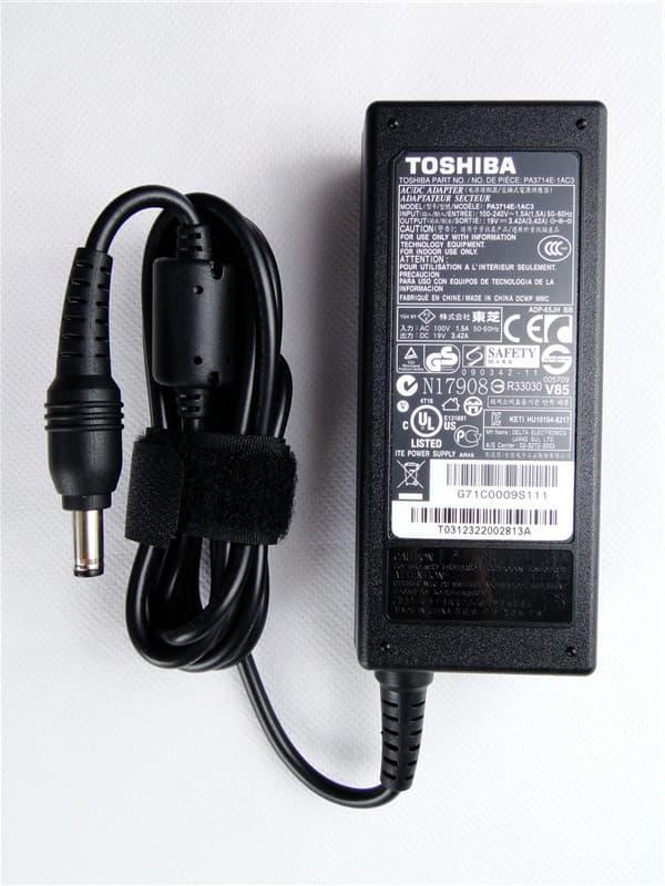 Adaptor Charger Laptop Toshiba Satellite C600 C600 C640 C640 C800 L745