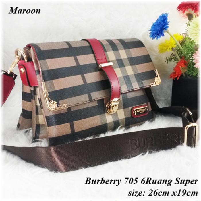 ORIGINAL!!! Burberry 705 6Ruang - d7bSlS