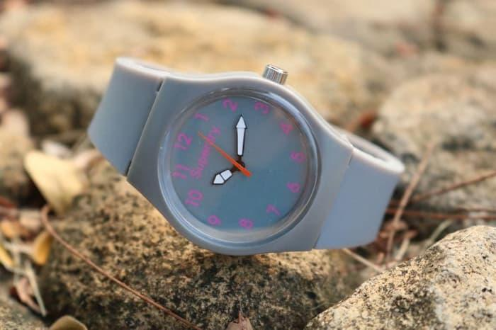 SUPERDRY RUBBER GREY
