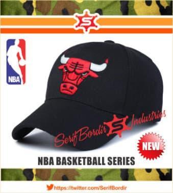 BEST SELLER / PROMO / ALAT GOLF /       Topi NBA Basket Chicago Bulls Jordan topi bordir baseball t
